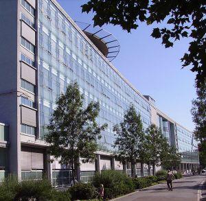 Ludwigshafen Hospital, via Wikimedia http://commons.wikimedia.org/wiki/File:Klinikum_Ludwigshafen_Nordseite.jpg