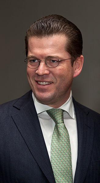 minister karl-theodor zu guttenberg. Karl-Theodor zu Guttenberg,