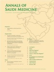 annals-of-saudi-medicine