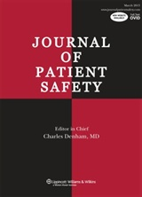 j patient safety